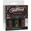 Goodhead Tingle Drops - 3 Pack