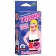 Travel Size Tranny Blow Up Doll