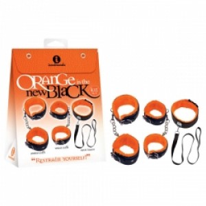Orange Is The New Black Kit #1 - Restrain Yourself