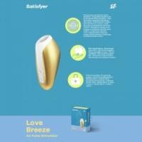 Satisfyer Love Breeze - Yellow