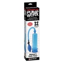 Pump Worx Beginners Power Pump Blue