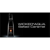 WICKED AQUA Salted Caramel Lubricant 2.0 fl.oz./60 ml
