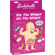 Bachelorette Pin the Widget on the Midget