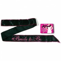 The Bride To Be Sash