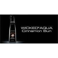WICKED AQUA Cinnamon Bun Lubricant 2.0 fl.oz./60 ml