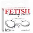 Fetish Fantasy Metal Cuffs