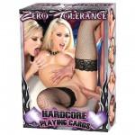 Zero Tolerance - Hardcore Playing Cards