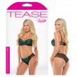 Curve Tease Kelly Moulded Cup Bra and Panty Set [B-B496-SM]