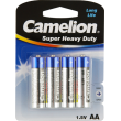 Super Heavy Duty Batteries AA (4 Pack)