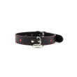 Choker, Black with Red Hearts