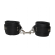 Love in Leather Padded Wrist Restraints