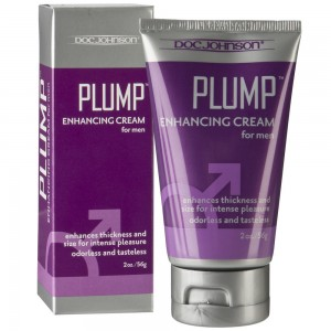 Doc Johnson Plump Enhancing Cream - For Men
